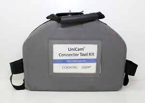 Corning Tkt unicam pfc Connector Fiber Optic Tool Kit Lanscape Solutions