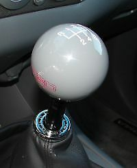 Genuine Trd Shift Knob Light Blue W Trd Logo Ptr26 35060
