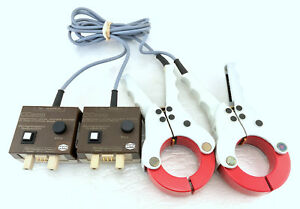 Chauvin Arnoux Clamps With Aemc Cc2010 Dc Clamp on Meter Modules