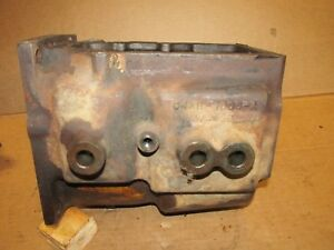 1964 Ford Toploader Transmission Case 4 Speed C4ar 7006 a