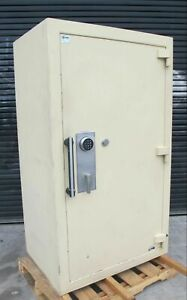 Amsec Fire Resistance Safe 2 Hours Rated 350f Tl 30 Burglary High Security Steel