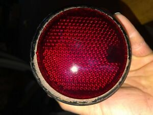 1 Used Original Dulite 1936 Dodge Tail Light Lense And Housing