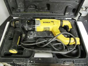 Dewalt D25263 3 Mode D handle Sds Rotary Hammer Drill With Carry Case