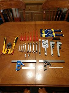 Snap On Sk Kobalt Irwin Tool Set