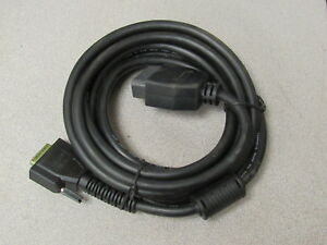 Chrysler Ch9430 Starscan Vehicle Diagnostic Cable 12 Ft