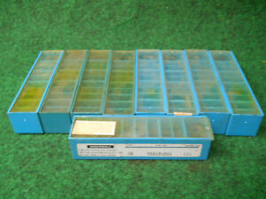 Ingersoll Carbide Insert Yse 434 R01 111 Parallelogram Mill Cutter Lot Of 87