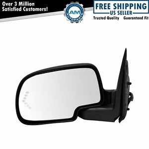 Mirror Power Folding Heated Memory Turn Signal Ptm Driver Side Left Lh For Gm