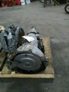 Automatic Transmission 6 Cylinder Id Pke ac Fits 98 Mustang 139781