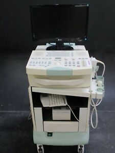 Biosound 7250 Medical Cardiac Ultrasound Machine System Fully Inspected