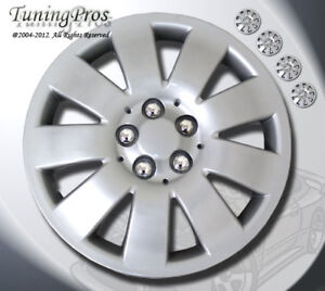 Rims Cover Wheel Skin Covers 15 Inches Abs Plastic Hubcap 4pcs Style B721