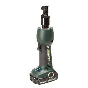 Greenlee Ets8l11 Battery powered Cable Tray Cutter With 120v Charger