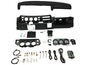1970 1972 Chevelle Ss Dash Conversion Kit Dakota Digital Vhx 70c cvl Dash Pad