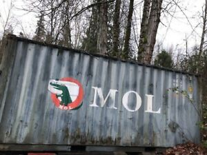20 Shipping Container Cargo Worthy In Auburn Wa Lea Hill Area