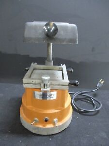 Patterson 101 Dental Vacuum Pressure Former Machine For Lab Thermoforming