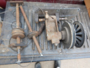 Rockwell 25 700 Metal Lathe Speed Pulleys Changer Parts