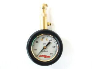 Accu Gage Tire Pressure Gauge 60 Psi No Hose