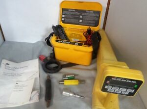 Dynatel 2273 Pipe cable fault Locator Soft Carry Case