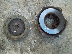 Oliver 66 Tractor Gas Engine Motor Clutch Pressure Plate Assembly