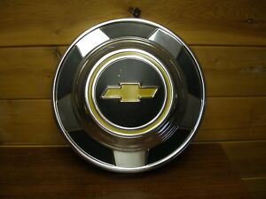 1973 1987 Gm Nos Gmc Chevy Wheel Cover Hub Cap Blazer Jimmy Suburban Silverado