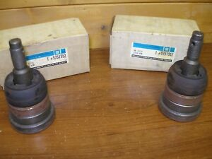 1971 1972 Gm Nos Chevrolet Gmc Front Ball Joints Truck Cheyenne 3 4 Ton 1 Ton