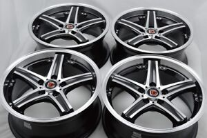 17 Wheels Rims Civic Avalon Avenger Talon Accord Rav4 Crv Hrv Camry Soul 5x114 3