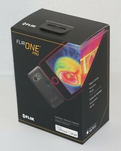 Flir One Pro Thermal Imaging Camera For Iphone Ipad New