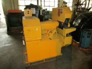 30 Setco model 307 Type 722 50 Heavy duty Foundry Snagging Grinder 28579