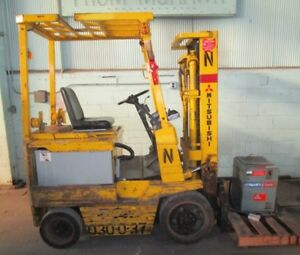 3000 Lb Nyk fe15c Electric Fork Lift truck 28572