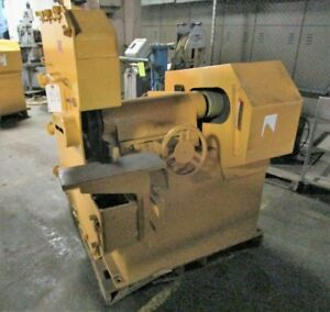 30 Setco Heavy duty Foundry model 307 Type 722 50 Snagging Grinder 28578