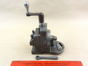 Very Nice Original South Bend 9 10k Lathe Milling Attachment
