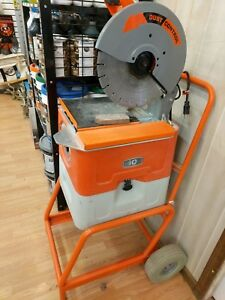 Iq360x Iq Power Tools Masonry Saw W Built in Vacuum System Smart Cart Included