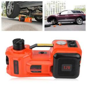 Automotive Car 5ton 12v Dc Electric Hydraulic Floor Jack Lift Garage Equipment