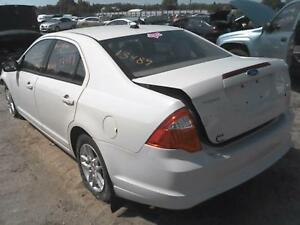 2012 Ford Fusion Rear Bumper Assembly 103k