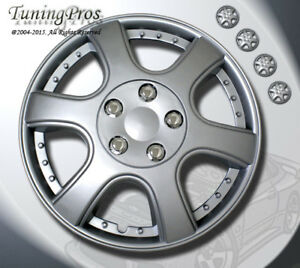 14 Inch Hubcap Wheel Cover Rim Covers 4pcs With Abs Plastic Style B011 T2