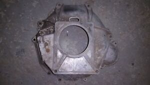 1963 1964 1965 Fairlane Mustang 5 Bolt Bellhousing 157 Tooth Ford Part