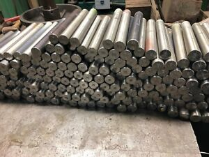 lot Of 20 1 Dia X 3 Long 17 4 Ph 630 Stainless Steel Rod Round Bar Stock