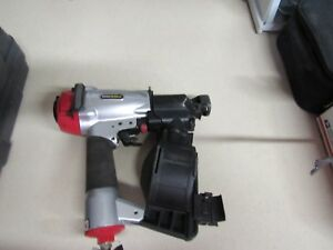 Central Pneumatic Coil Roofing Nailer