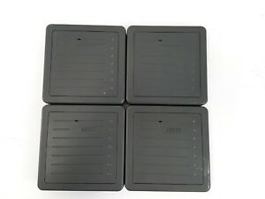 Lot Of 4 Hid Access Control System Proximity Card Reader 5355agn00