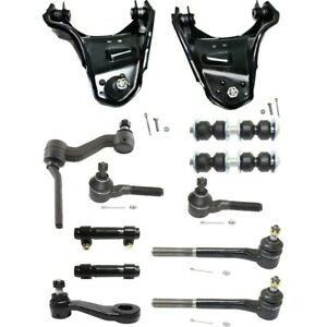 Control Arm Kit For 95 2004 Chevrolet S10 98 2001 Oldsmobile Bravada Front 10pc