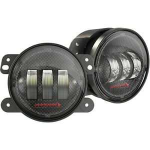 0554413 Jw Speaker New Fog Lights Driving Lamps Set Of 2 Lh Rh For Jeep Pair