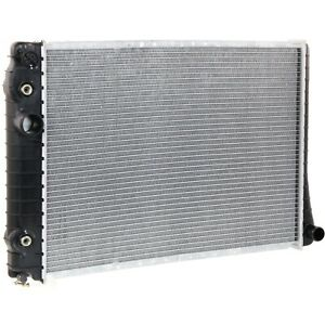 Radiator For 1989 1996 Chevrolet Corvette 5 7l Engine 1 Row