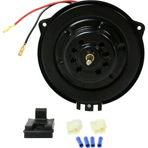Heater Blower Motor For 92 01 Toyota Camry 92 03 Es300 W o Wheel 2 Lead Wires