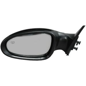 Power Mirror For 2005 2006 Nissan Altima Left Heated Paintable Driver Side