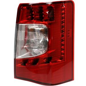 Led Taillight Taillamp Passenger Side Right Rh For 11 13 Chrysler Town Country