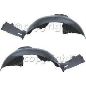 Fender Liner Front Left And Right Rear Section For 2001 2005 Bmw 325i 99 00 323i