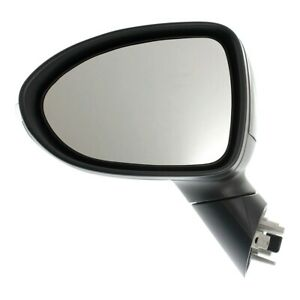Power Mirror For 2012 2014 Kia Rio Driver Side Folding With Turn Signal Light