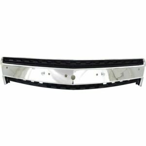Grille For 2012 2015 Chevrolet Captiva Sport Paint To Match Plastic Capa