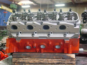 Chevy Bbc Stroker 496 454 509 Engine 566hp 1990 Up 4bolt Main Oval Port 427 540