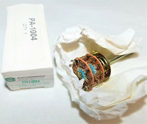 Electroswitch Pa1004 Rotary Switch 2 Poles 2 11 Position shorting Nos