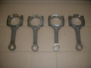 Ford 2 5l 4 Cylinder Connecting Rods F87e Set Of 4 F87e Be